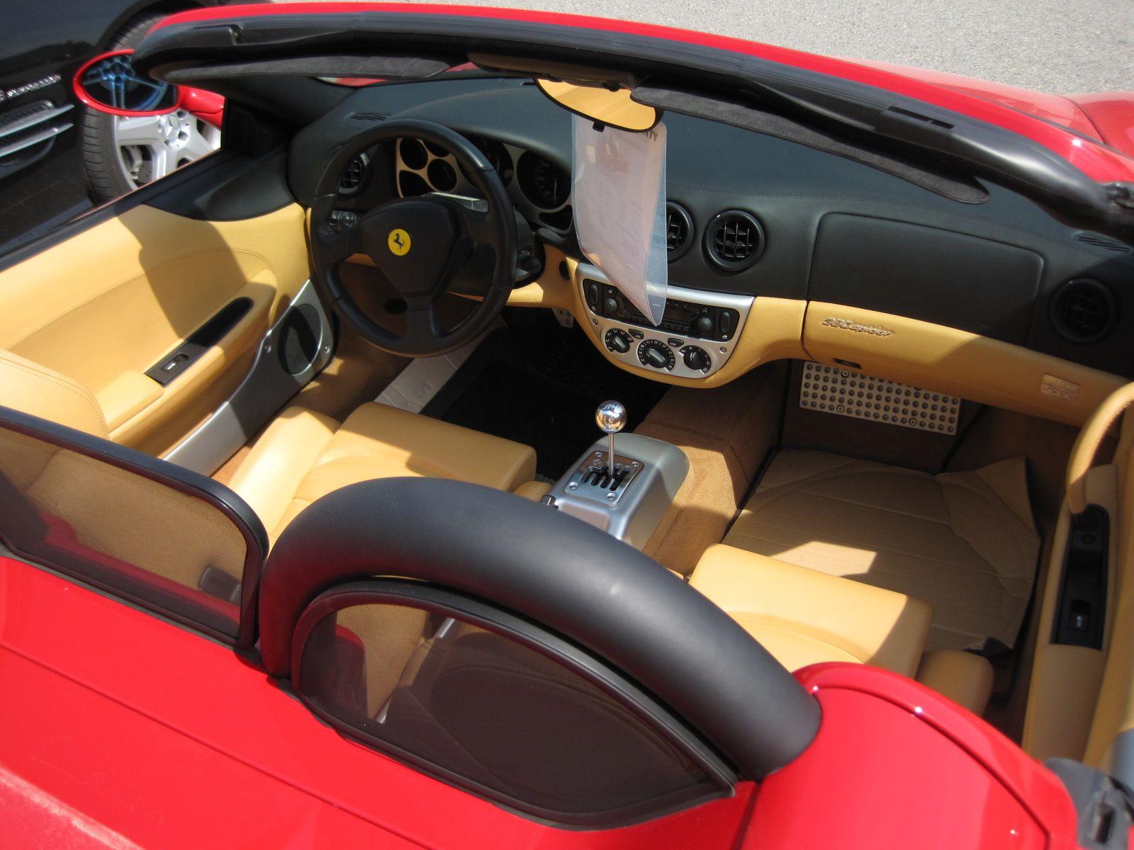 Ferrari 360 Spider Ferrari 360 Ferrari