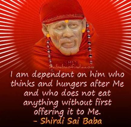 Om Sai Ram x shirdi sai baba quotes online Google Search