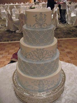 Sweet and Savory Bakeshop, Oxford, MI - Wedding Cake Gallery