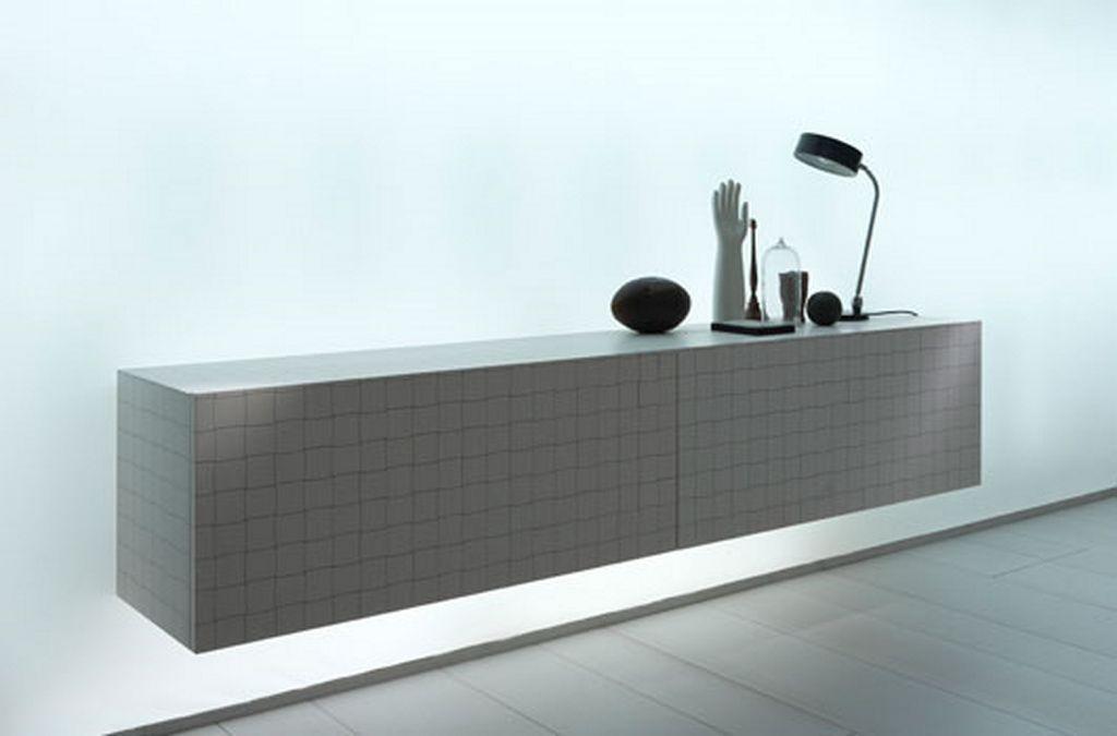 Best Modern Storage Sideboard Horizontal Black And White 400 x 300