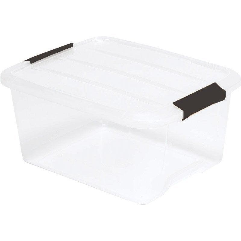 Boîte Top Box Plastique L29 X P39 X H186 Cm Iris En