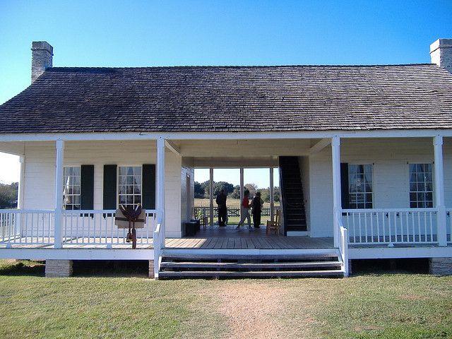 """""""Dog Trot"""" Style Farm House"""