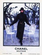 Chanel (Boutique) 1989 Inès de la Fressange