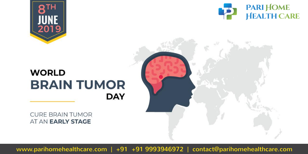 8th June 2019 is observed as World Brain Tumor Day to ...