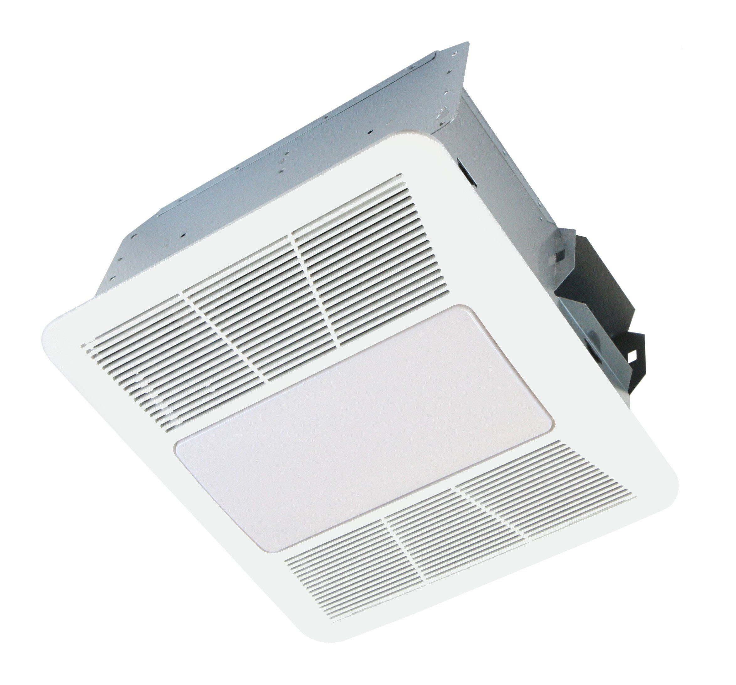 Kaze Appliance Se110l2 Ultra Quiet Bathroom Exhaust Fan With Led Light And Night Light 110 Cfm 0 With Images Bathroom Exhaust Bathroom Ventilation Fan Bathroom Exhaust Fan