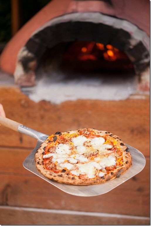 Napolitano Pizza Series Part 1 The Wood Fired Oven Cuisine