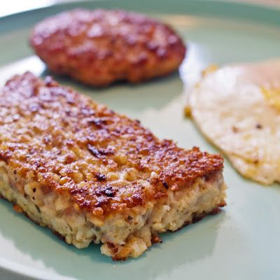 Friends from Cincinnati got me to try their family Goetta recipe.  When they said they made it in the crockpot and then freeze it until they want to eat it.... I was SOLD!  So delicious as a breakfast meat alternative!  Spice it up and tweak the recipe any way you want once you have the basics down.  You will love this as a new tradition!!!
