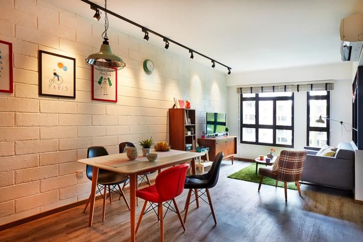 5 Ways To Combine Your Living And Dining Space