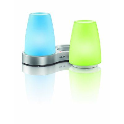 Philips Imageo Led Rechargeable Color Changing Table Lights Charging Multi Color Light Table Table Lamp Lighting Color Changing Lights