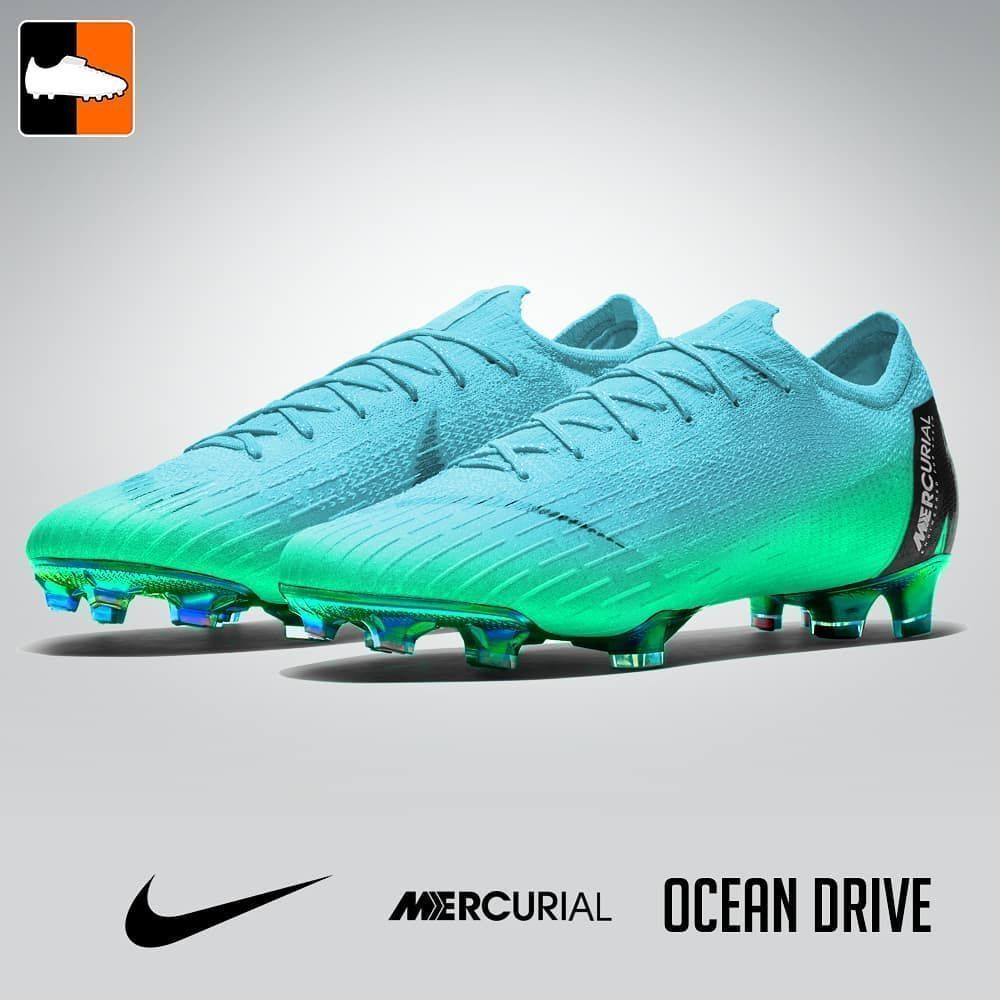 sneakers for cheap 09dc4 bd8bb Nike Mercurial Vapor 360 Ocean Drive Concept. Rate this with one emoji  BeMercurial Vapor Vapor12 NikeFootball Nike NikeSoccer NikeVapor ...