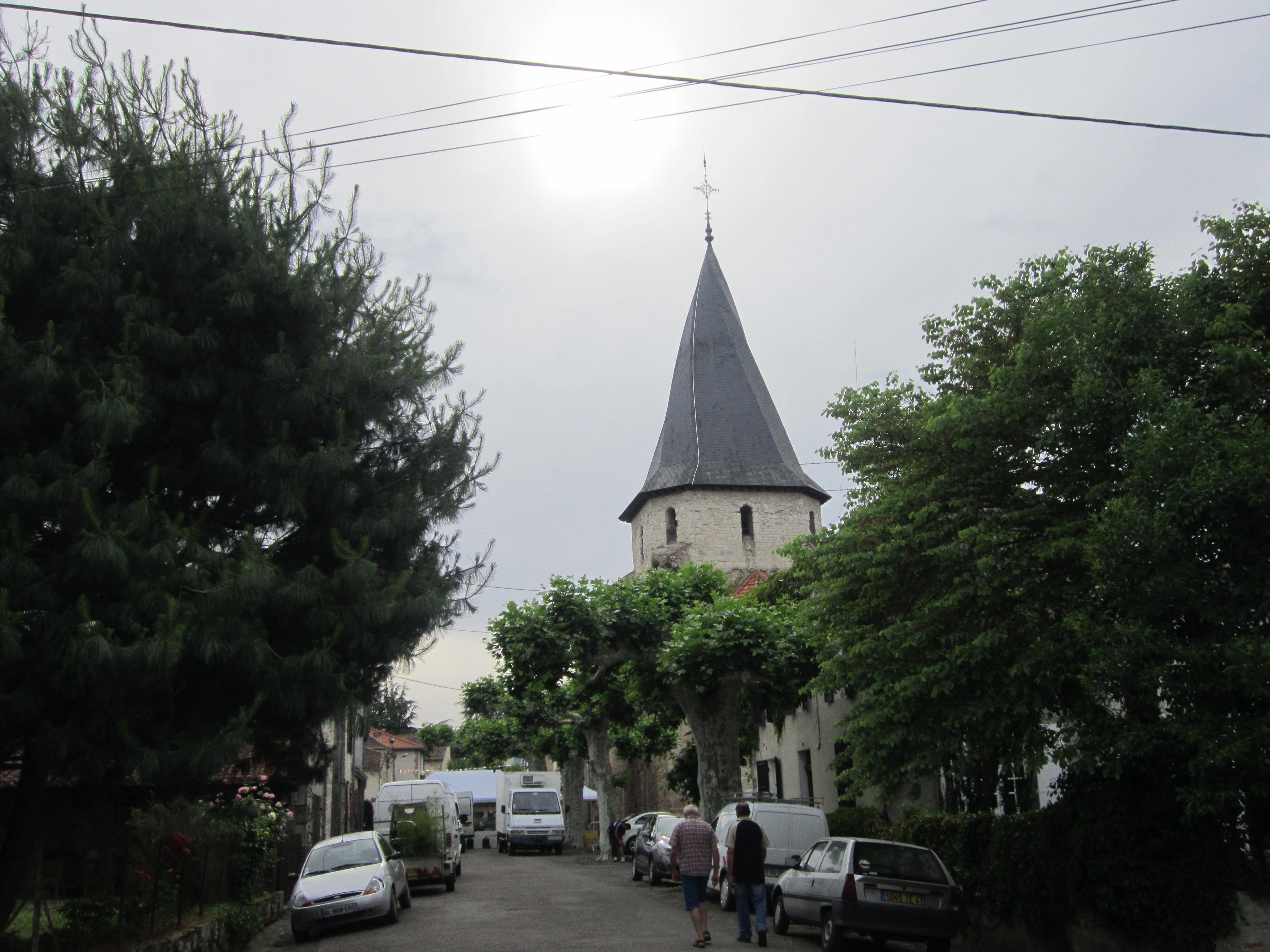 Sérignac sur Garonne   Lot-et-Garonne  France