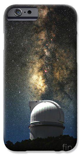 McDonald Observatory #iPhone 6 #phonecase ©Larry Landolfi/Science Source #stars