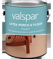 Superb Valspar® Latex Porch U0026 Floor Paint. Non Glare, Low Sheen Paint.