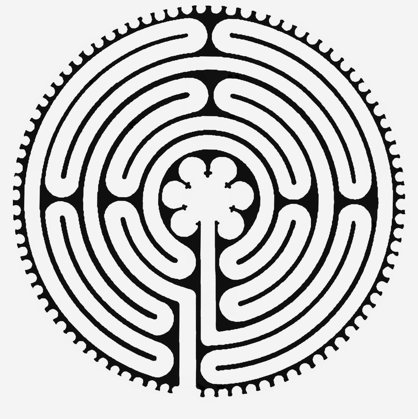 Labirinto Chartres Google Search Klondike Pinterest Mandala Circuit Classical Labyrinth From A 5circuit