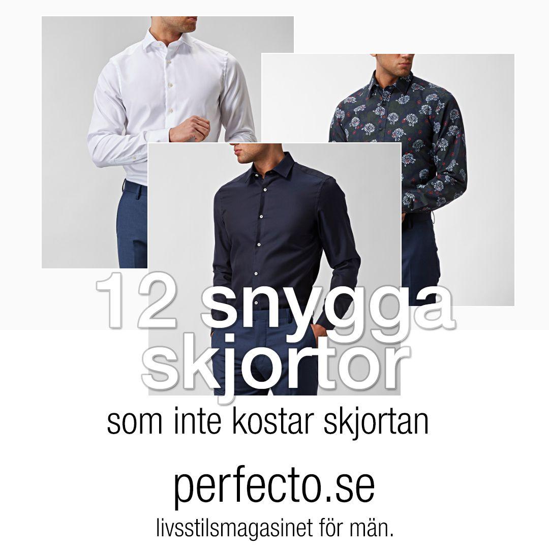 8ffde9b6d79c 12 snygga skjortor som inte kostar skjortan! Här kan du hitta riktigt snygga  skjortor för