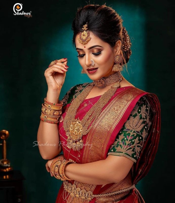 Temple Jewellery Rani Haars That Are Trending! In 2020