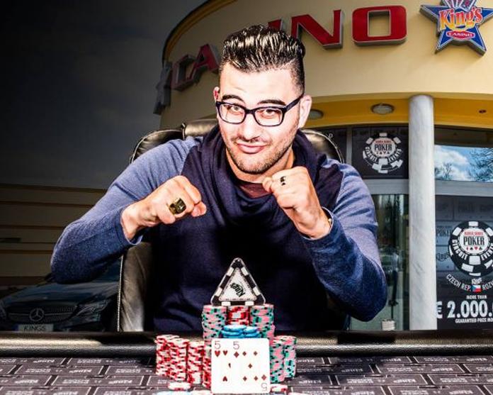 Beim € 500+50 Monster Stack Event der World Series of Poker Spring Edition im King's Casino Rozvadov wurde gestern der der vierte Ring vergeben. Der Belgier Jerome Sgorrano sicherte sich diesen und € 51.287 Siegesprämie.