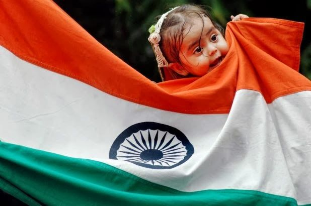 India Is celebrating Children's Day! It is easier to build ...