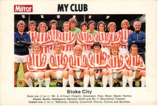 Stoke City Football Club |