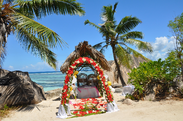 Our Wedding by Kristine Nielsen - Cliptomize.com Wedding on the Seychelles http://cliptomize.com/Clipbook/View/193