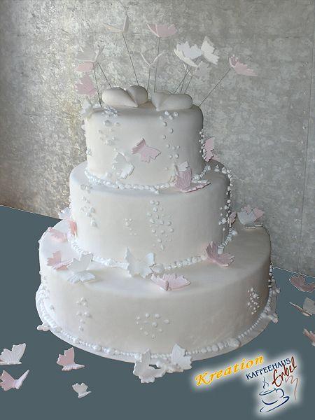 Hochzeitstorten Torten Saarland Cafe Erbel