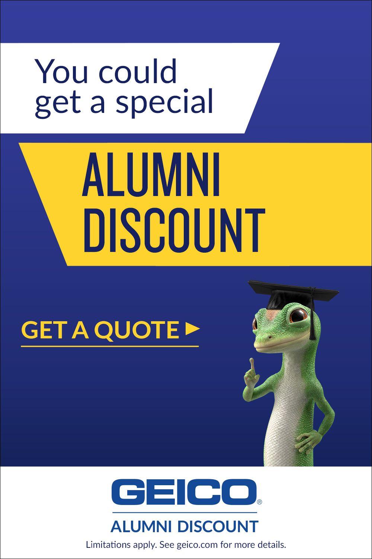 Special Discounts for Alumni