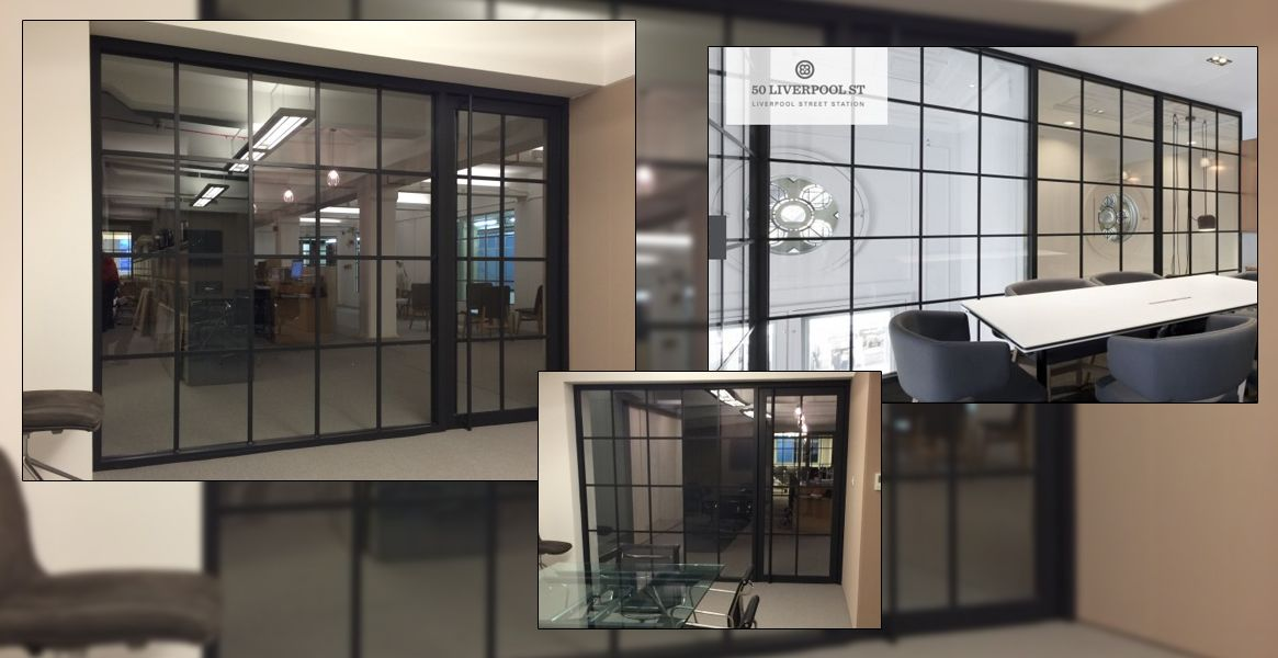 Crittall Style Doors Manufacturer in the UK IDF Aluminium in Witham ...