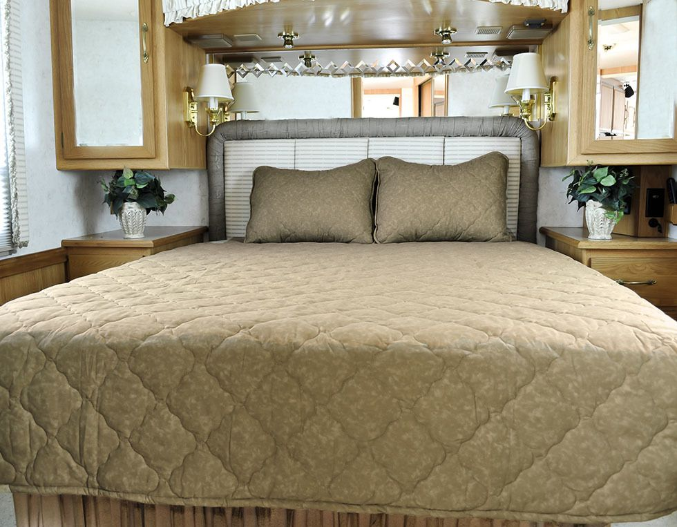 Quality Bedding For Airstream Rv, Rv Queen Bedspreads