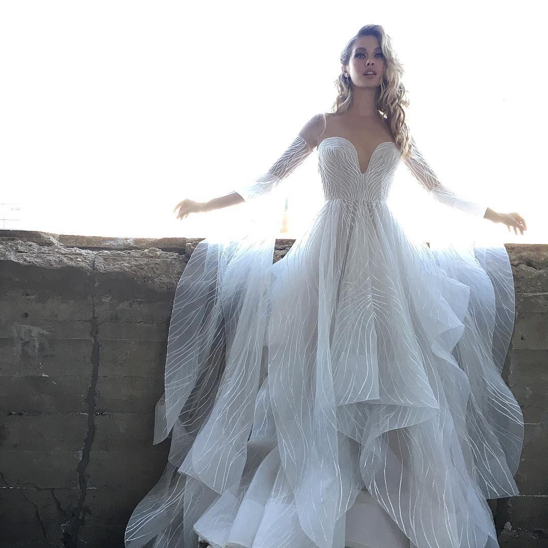 25 Vestidos de novia para todo tipo de chica y escote; ¡será ...