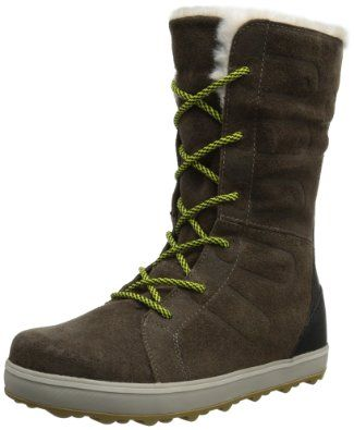 Amazon.com: Sorel Women's Glacy Lace Snow Boot: Shoes