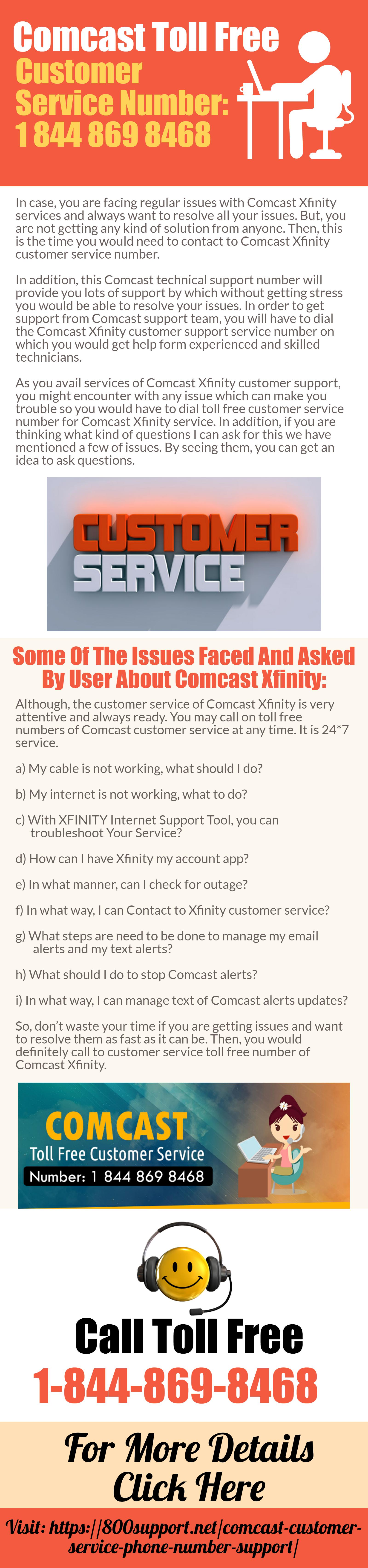 comcast cable customer service