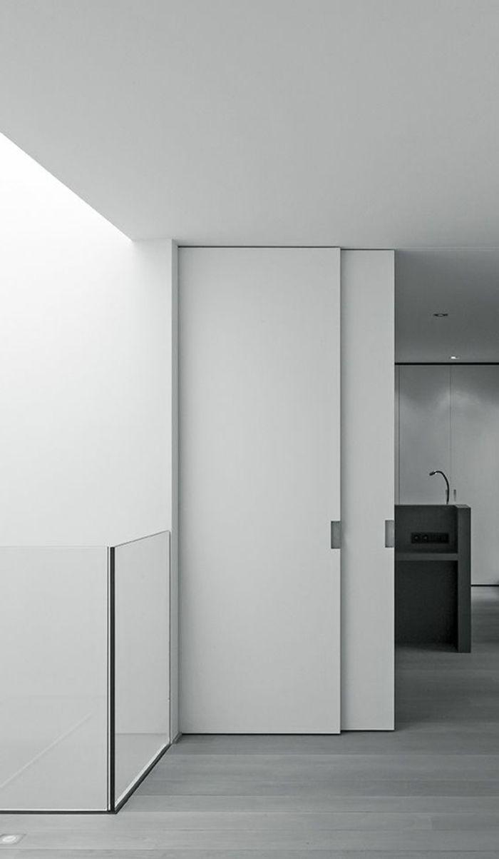 einbauschränke schöne wohnideen in weiß für das moderne zuhause ...