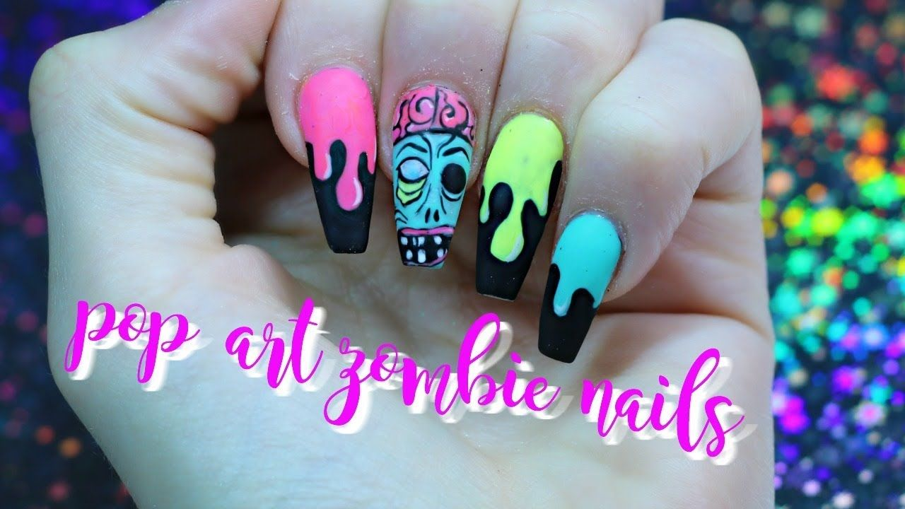 ZOMBIE NAILS, YouTube