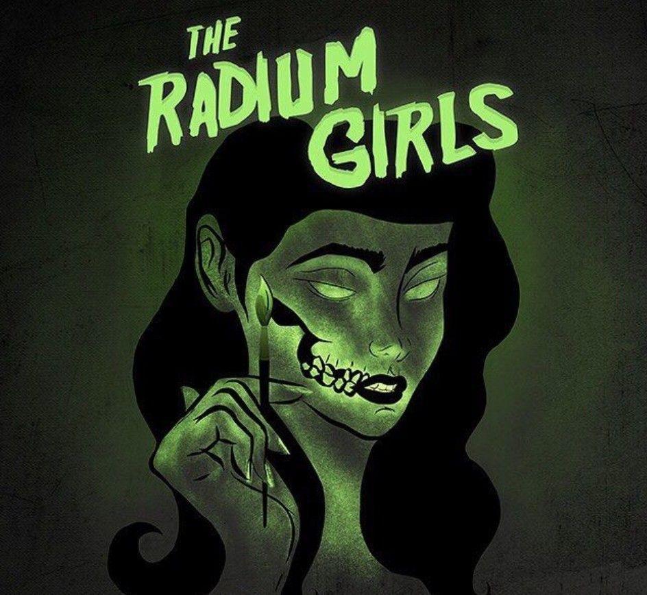 Pin by Lauren Paul on Drawloween Radium girls, Girl