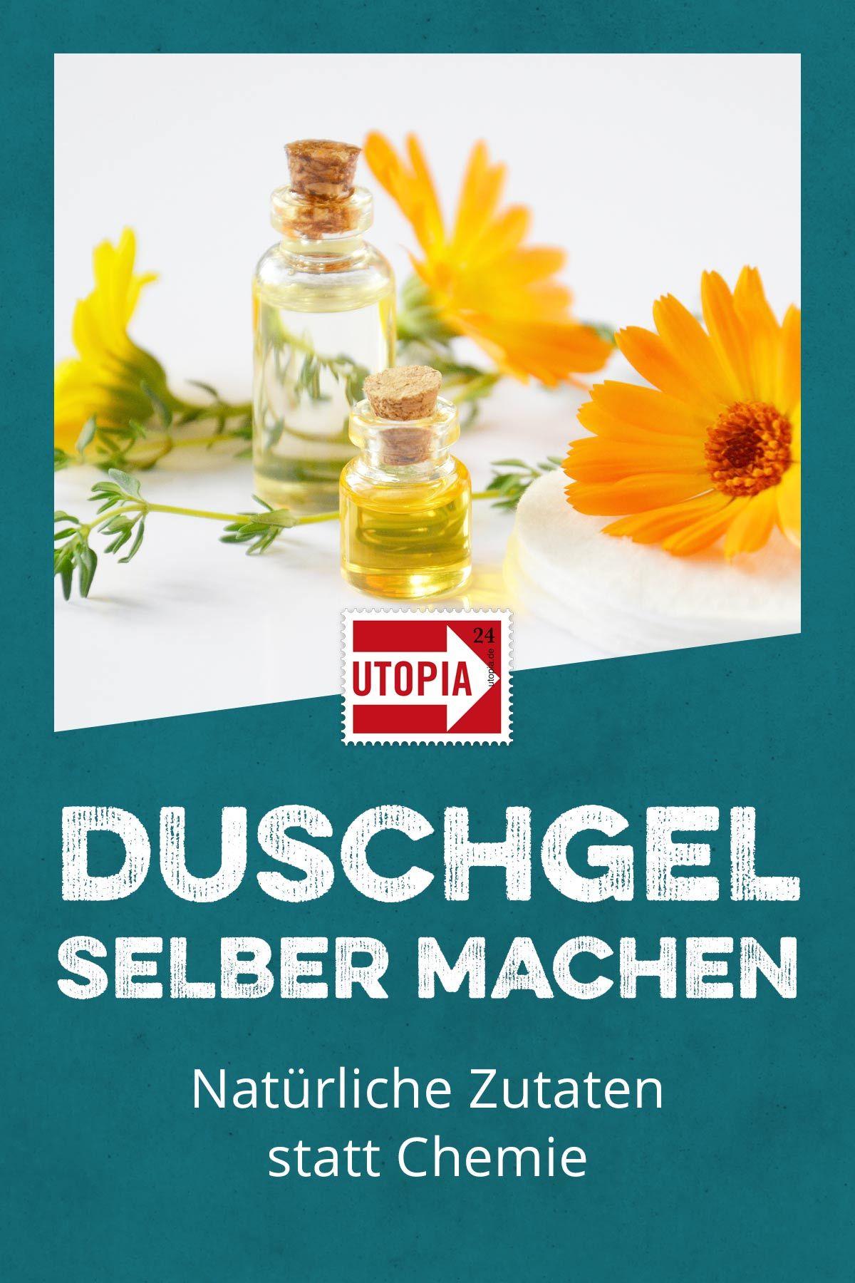 Photo of Duschgel selber machen: Eine einfache Anleitung – Utopia.de