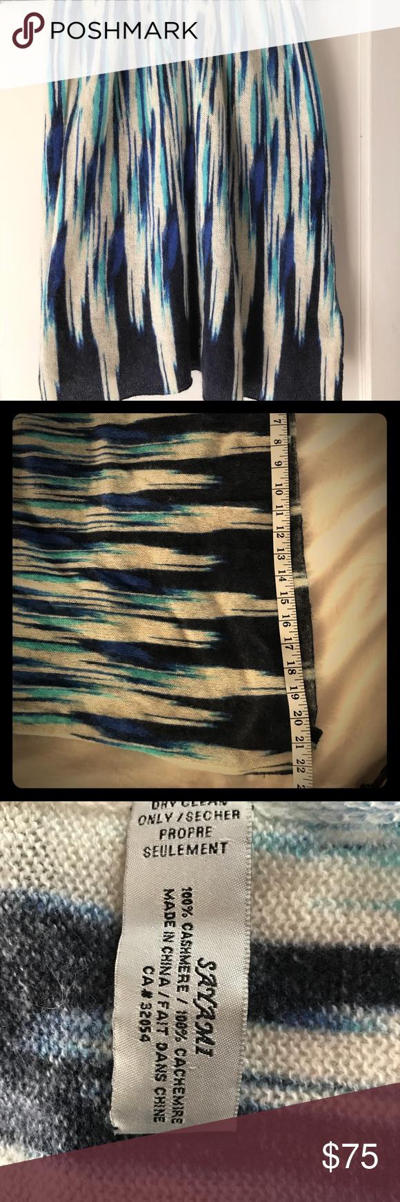 Gorgeous 100 Cashmere Large Wrap Nordstrom Accessories Pretty Colours Cashmere Wrap