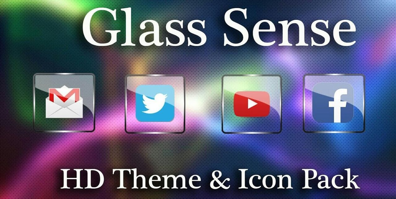Glass NOVA / APEX / ADW Theme HD v1.6.3 Lunes 10 de Enero