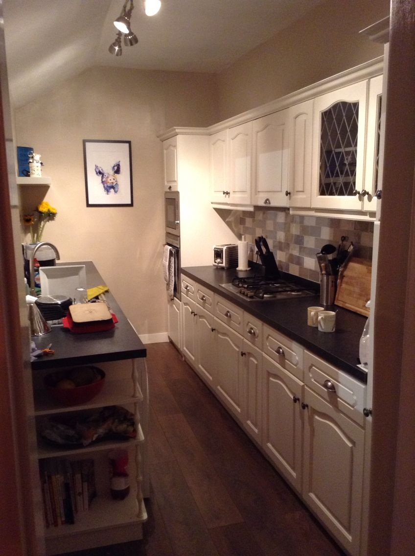 Best Finished Kitchen Hand Painted In Farrow Ball Pointing 400 x 300