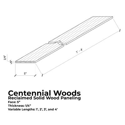 Centennial Woods Reclaimed Solid Wood Wall Paneling Wayfair Wood Panel Walls Wall Paneling Makeover Wall Paneling