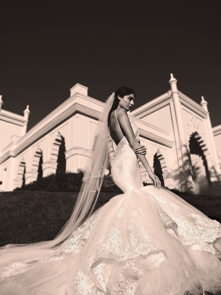 Arabelle wedding gown by lauren elaine bridal other pinterest