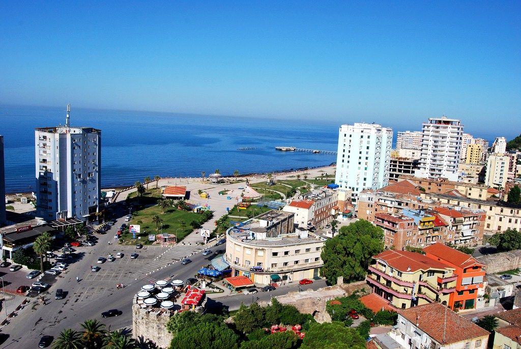 Durres is the second largest city in Albania, after Tirana and it is one of the most economically important as the biggest port city. It is a port city dating back to the 7th century BCE, is a wonderful walking, sight-seeing, and beach location.
