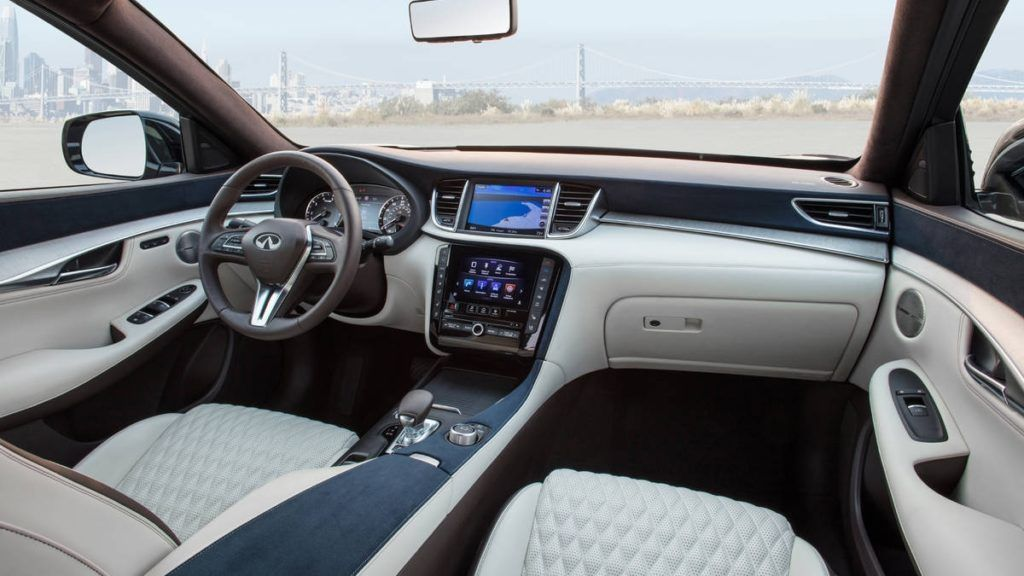 2020 Infiniti Qx50 Interior Infiniti New Cars Best New Cars