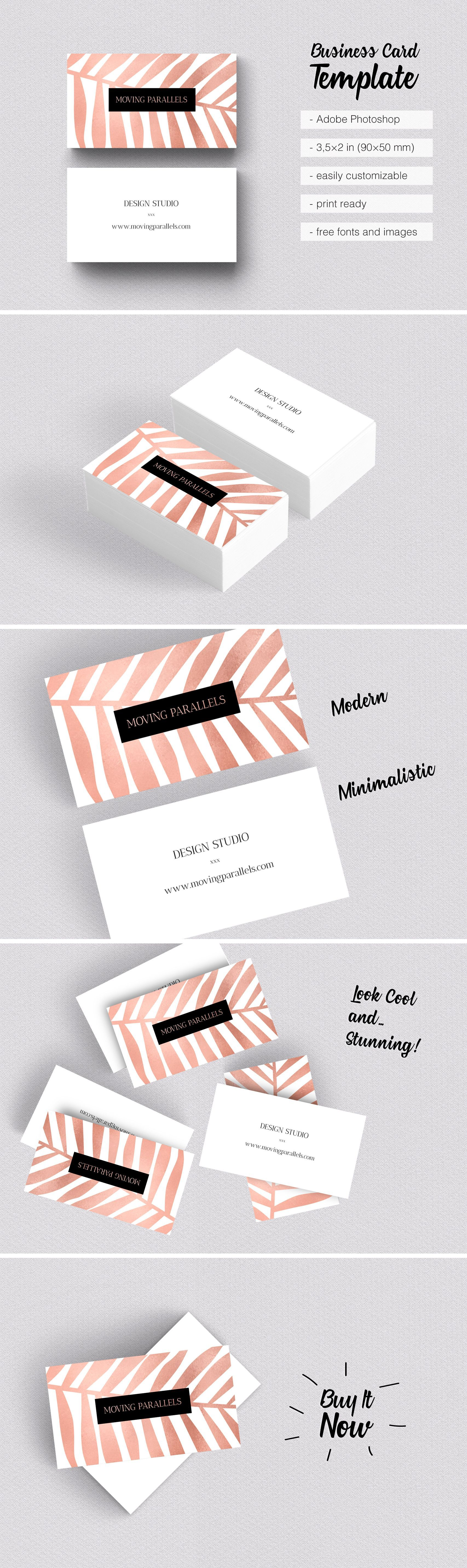 8 rose gold business card etsy is classy sophisticated and 8 rose gold business card etsy is classy sophisticated and elegant visiting card templates reheart Image collections