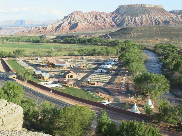 Grand Canyon Rv Campgrounds | Grand Canyon RV Parks - Zion River ...