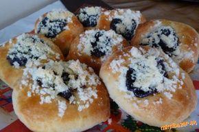 Moravské koláče - výborné mäkké cesto