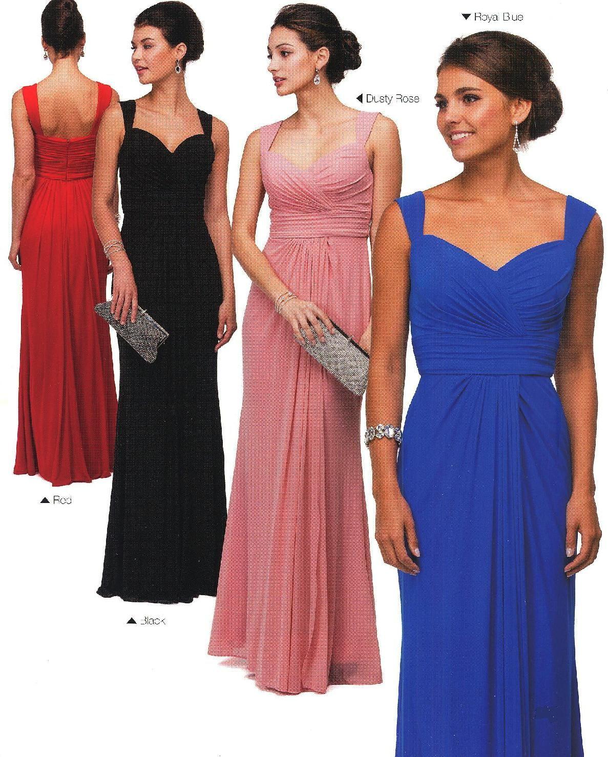 Evening Dresses Bridesmaid Dresses UNDER $100<BR>aqn9498<BR>Queen ...