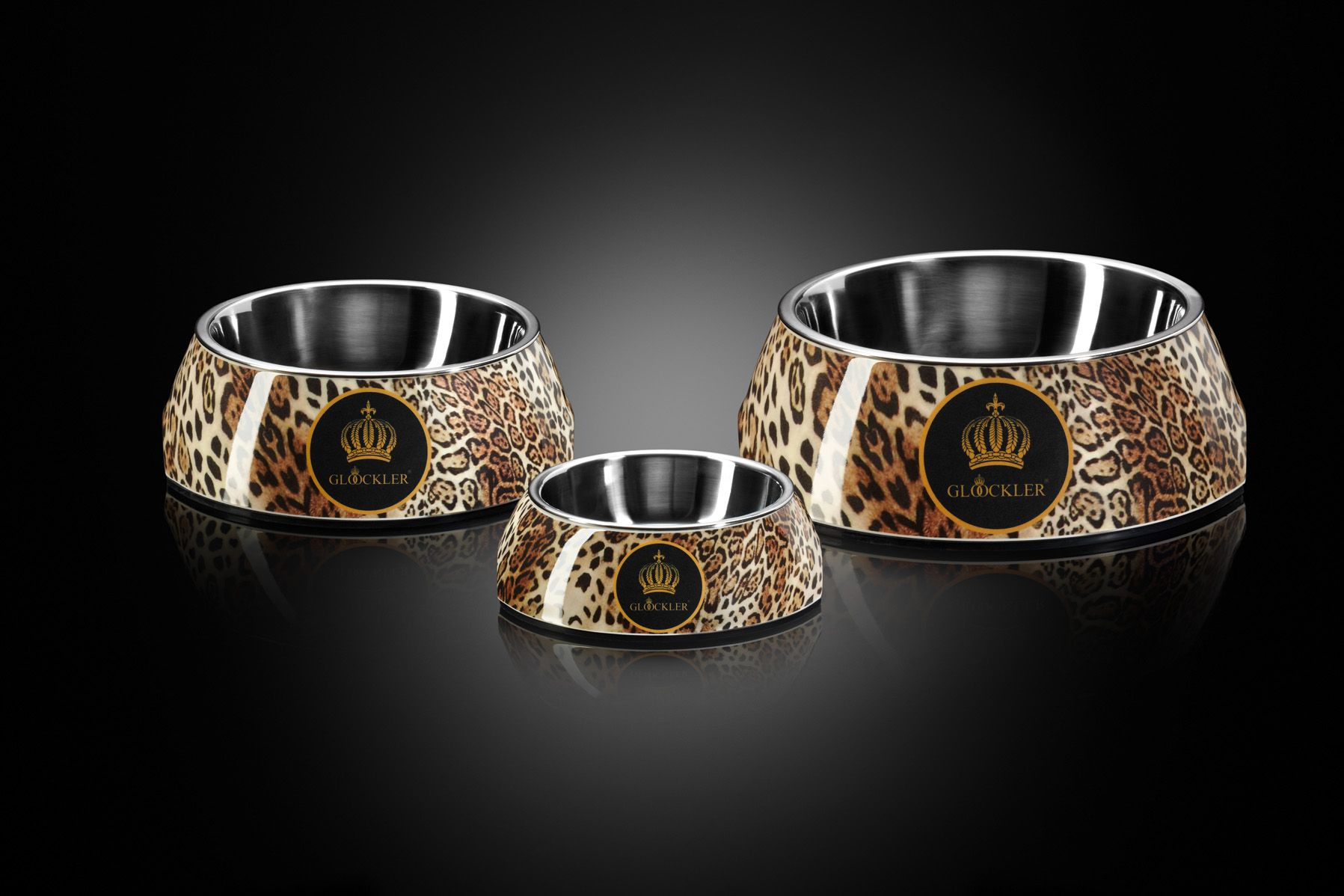 Die Kollektion Gloockler Dog Couture By Karli Couture Bowls