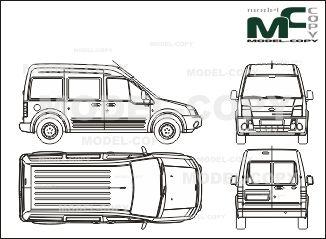 Пин от пользователя Model COPY на доске Ford blueprints
