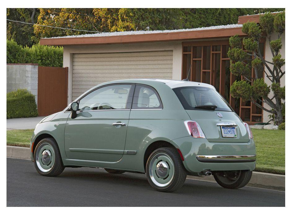 Fiat 1957 Edition Green Fiat Cars Fiat