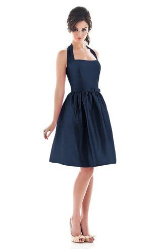 Alfred Sung D480 Bridesmaid Dress | Weddington Way $164